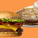 Jollibee Champ Ultimate Burger Steak