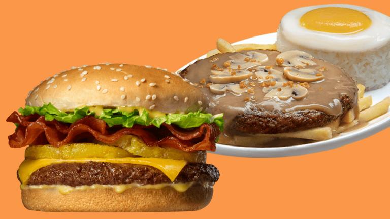 Jollibee Champ Ultimate Burger Steak
