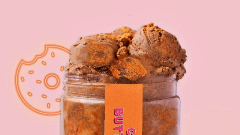 The Lost Bread 'Coco Butternut' Choco Butternut Ice Cream