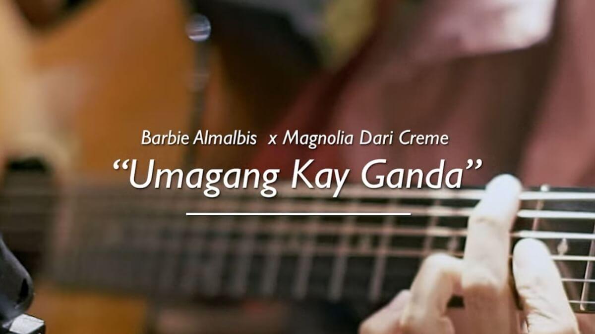 WATCH: Barbie Almalbis Performs 'Umagang Kay Ganda' for Everyone Seeking Positivity