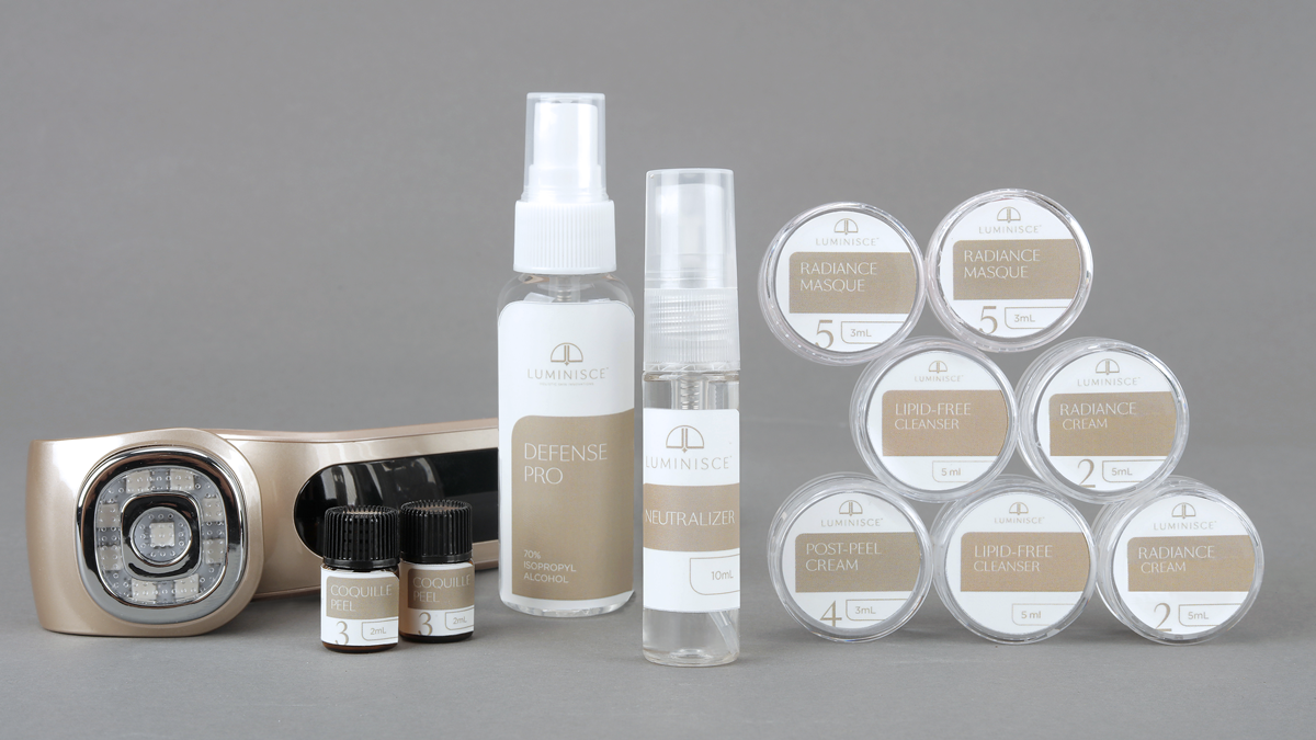 Luminisce's Home Kits Give You the Premium Skincare Treatments You Deserve at Home