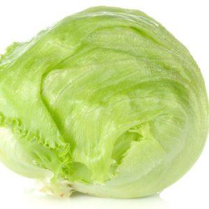 Organic Iceberg Lettuce