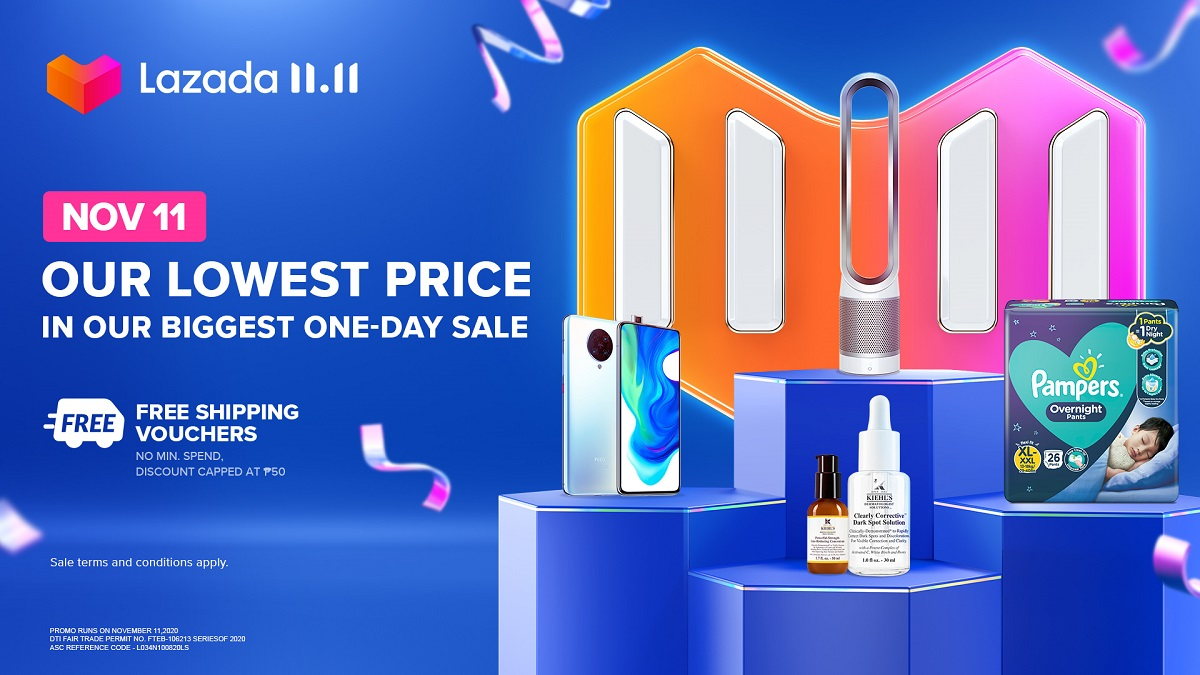 6 Ways to Save Big in Lazada's 11.11 Biggest One-Day Sale