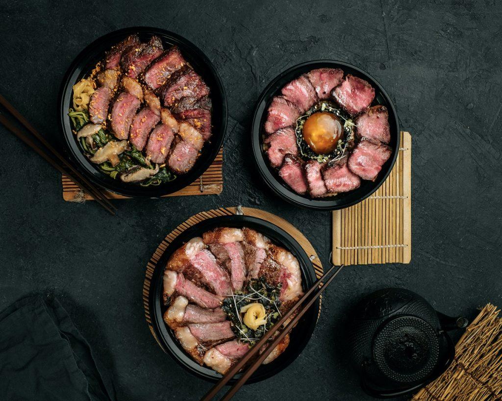 Ginza Gyu - Wagyu Steak bowl
