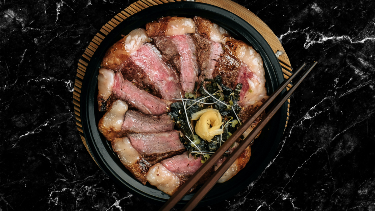 Eat Of The Week: This Wagyu Gyudon to Elevate Your Home Dining Experience