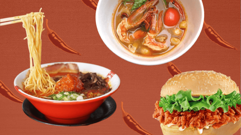 GUIDE: Spicy Dishes in Metro Manila for Your Fiery Cravings