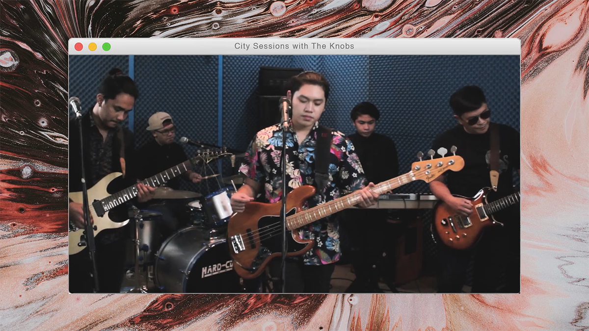 City Sessions: The Knobs perform 'Liwanag' and 'Paalam'