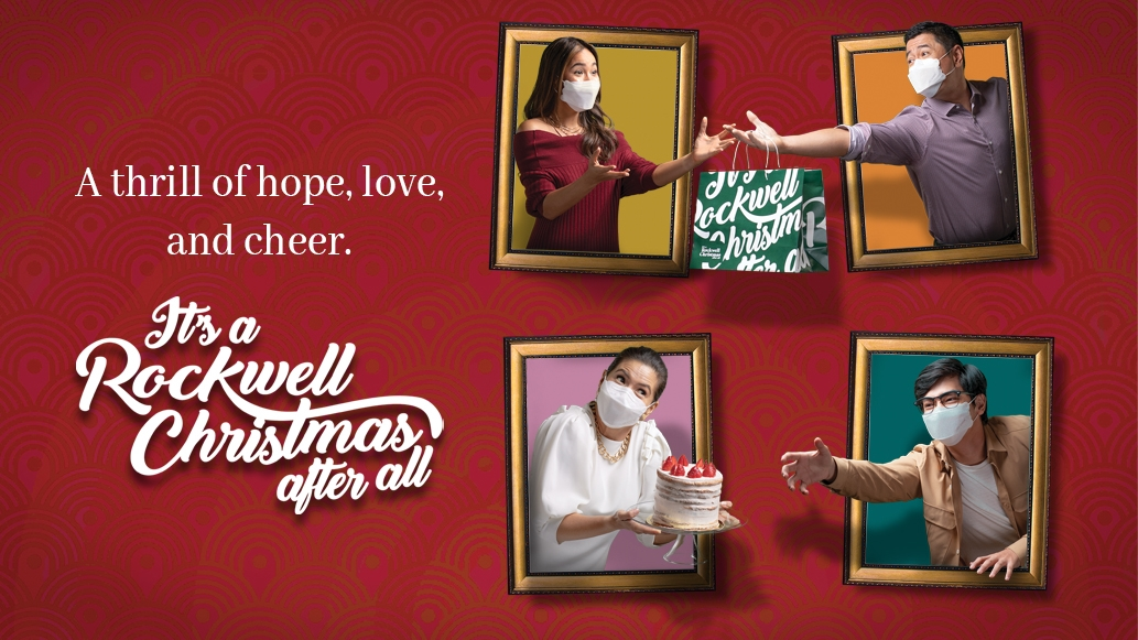 Here's How Rockwell is Spreading the Holiday Cheer This 2020
