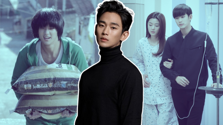 Kim Soo Hyun in Secretly Greatly and My Love From the Star
