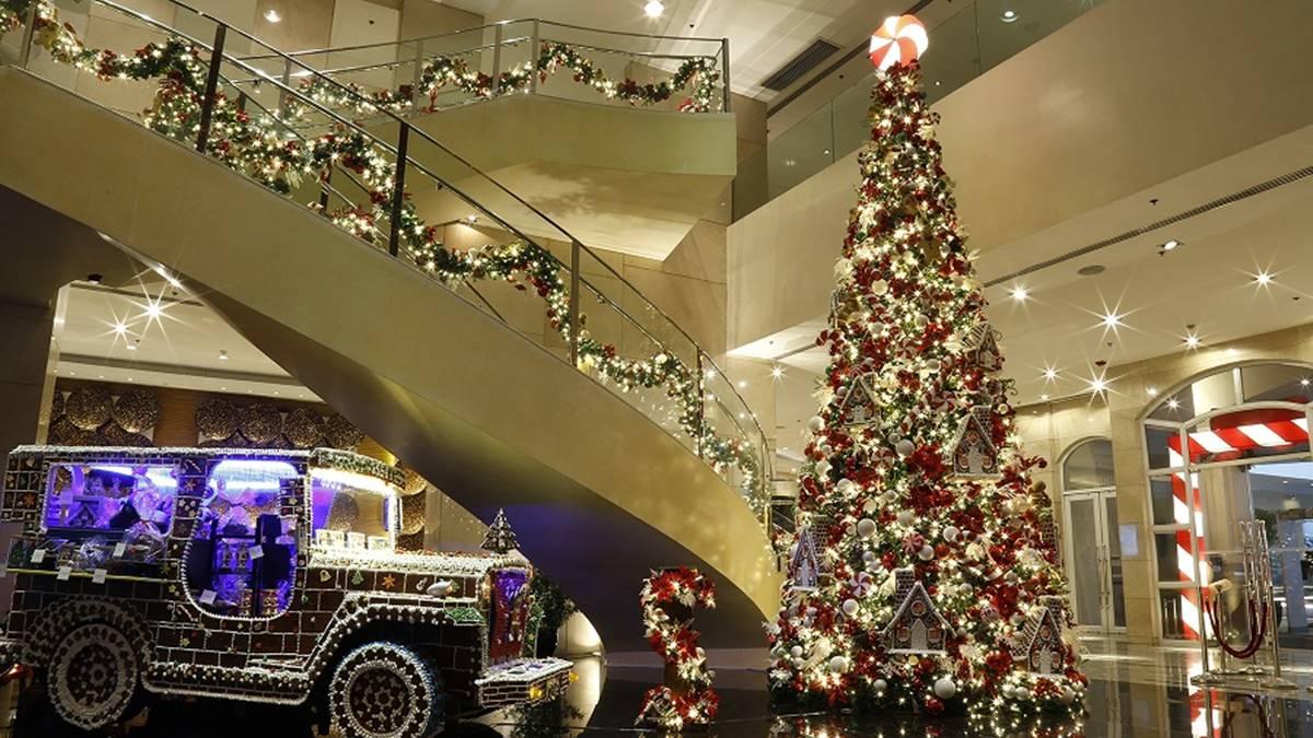 Marriott, Sheraton and Courtyard Welcomes the Festive Season thru Facebook Live