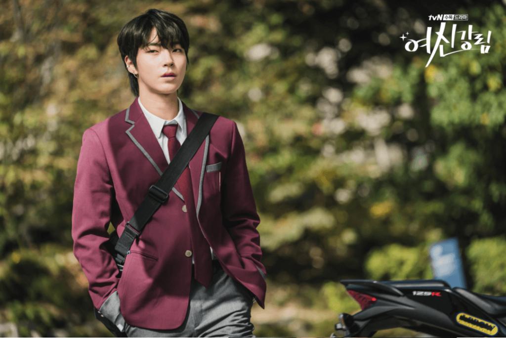 Han Seo Joon as Hwang In Yeop in True Beauty