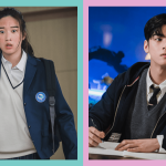 Moon Ga Young and Cha Eun Woo for True Beauty