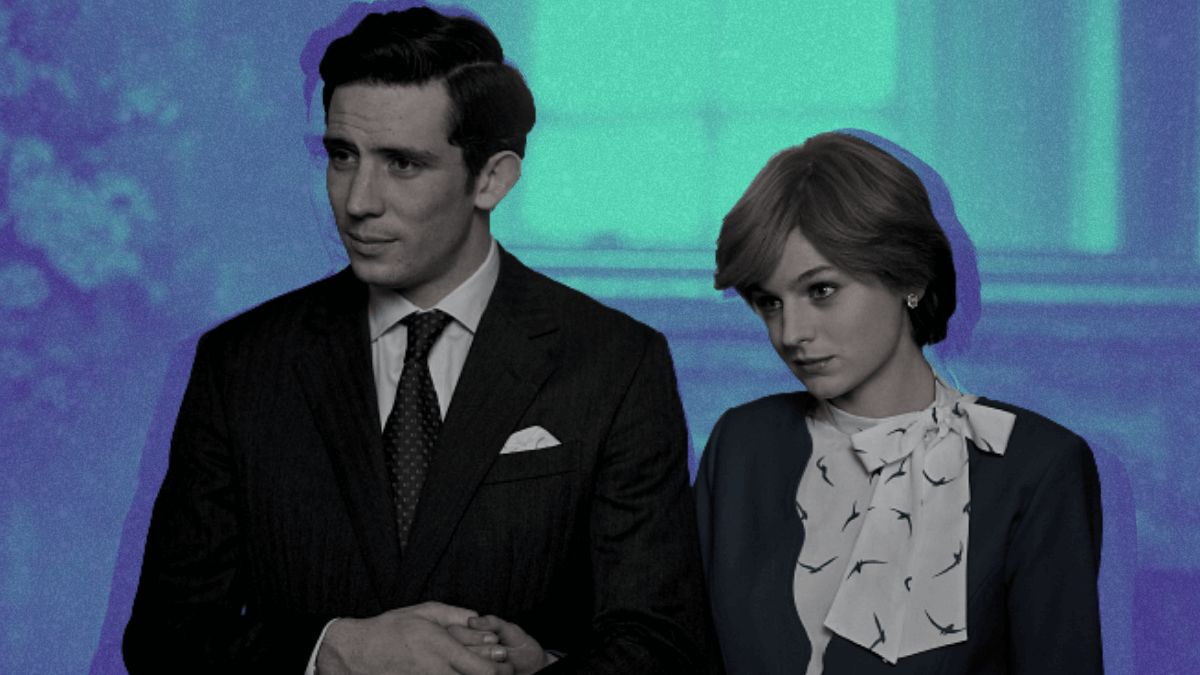 Q&A with The Prince Charles & Princess Diana of 'The Crown' Season 4