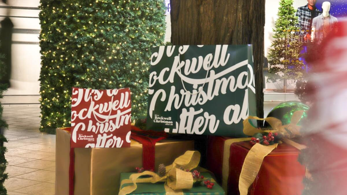 Visit the Rockwellist Post in Power Plant Mall for Your Gift-wrapping & Delivery Needs