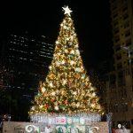 Araneta City Christmas Tree