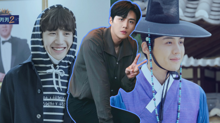 Kim Seon Ho in Welcome To Waikiki 2 and 100 Days My Prince