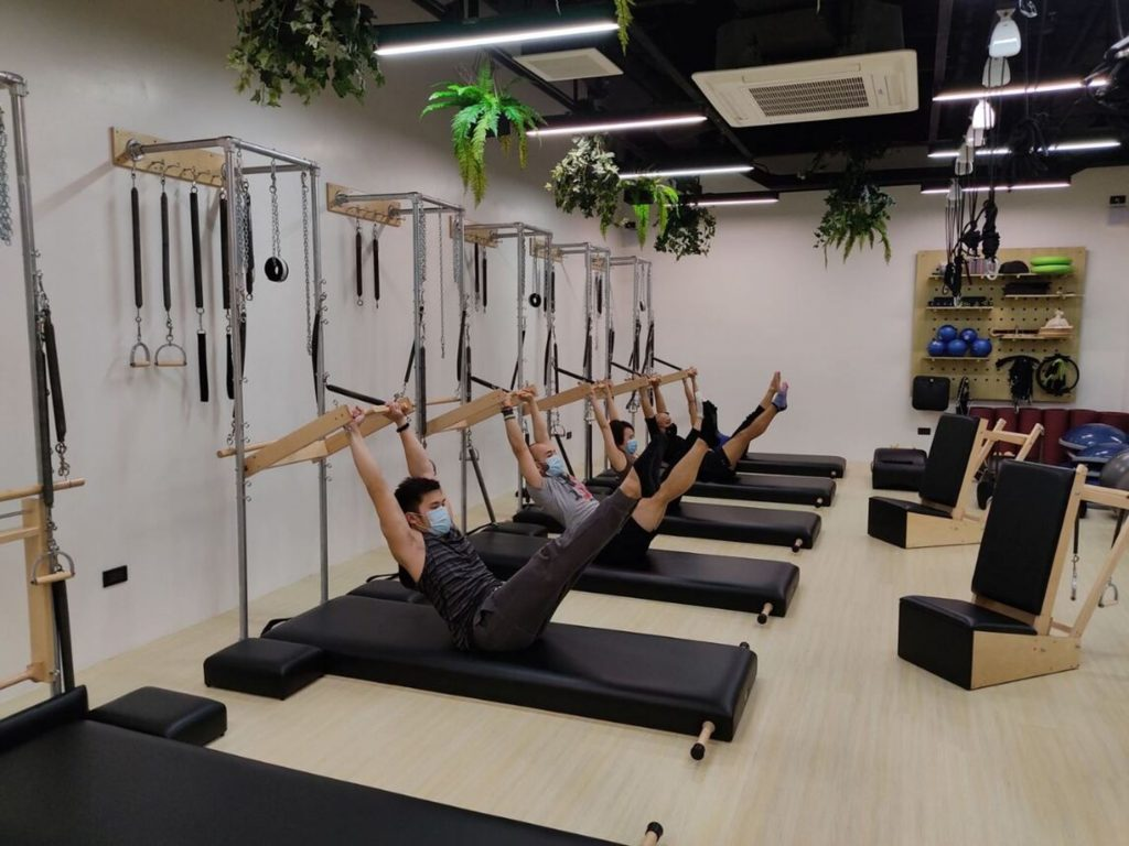 The Shang has recently opened Options Studio Pilates Rehab and More
