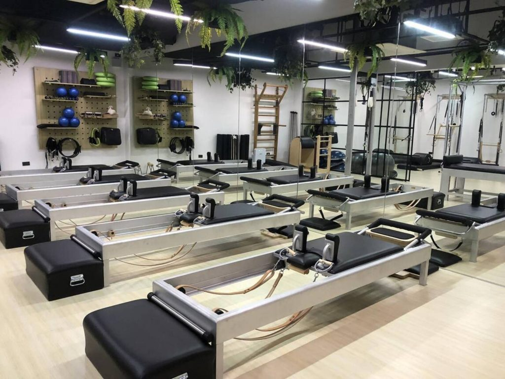 Equipped with the complete range of classical pilates apparatus, Options Studio offers a range of exercises for everyone including pilates for sports, leisure, lifestyle, and postural correction and rehabilitatio