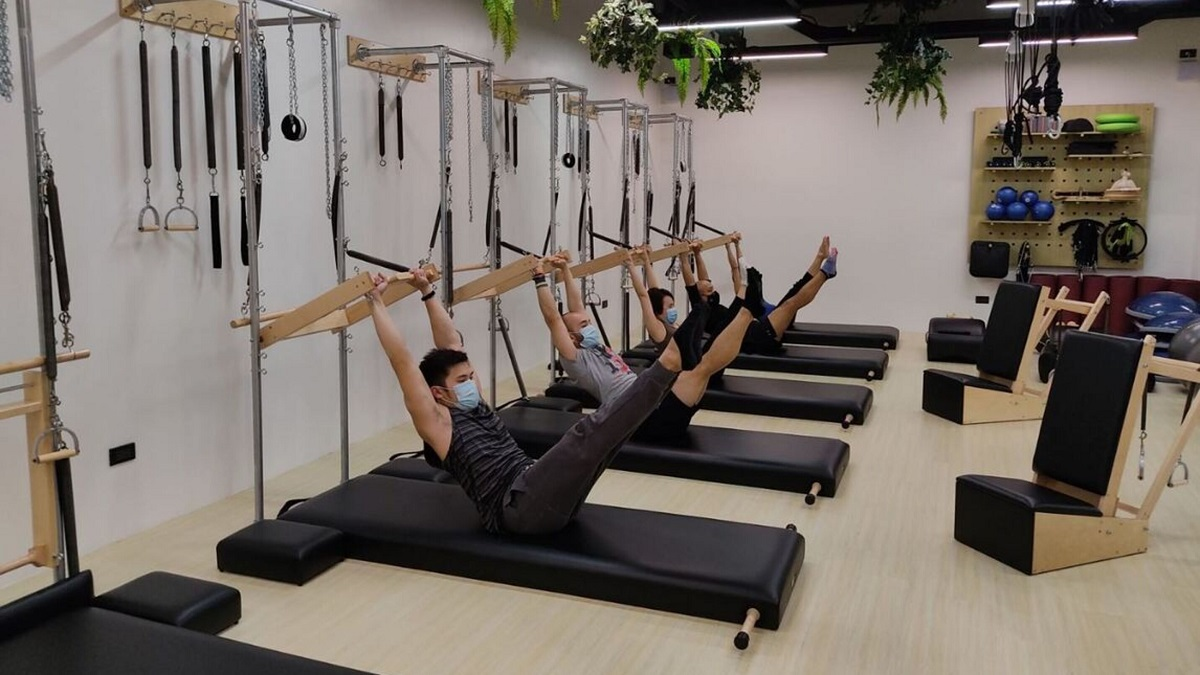 Stay in Shape with the Newly Opened Options Studio at Shang
