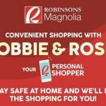 Robbie and Rosie
