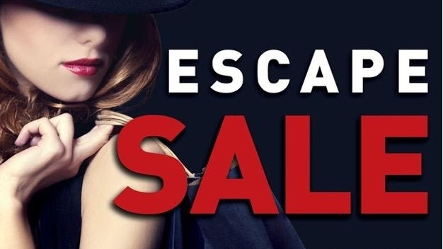 Have a Merry Shopping Spree at Estancia's 3-Day Sale