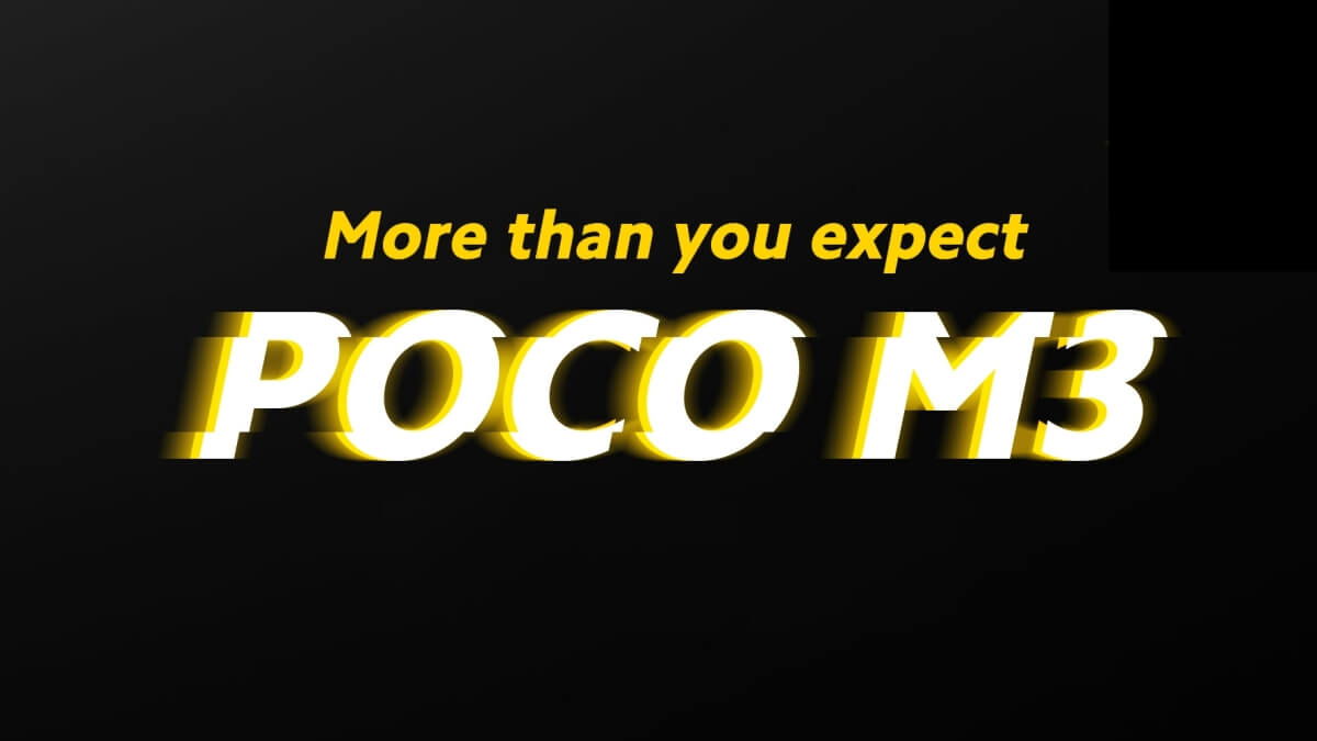 Read more about the article POCO Global Announces Launch Date for the New POCO M3
