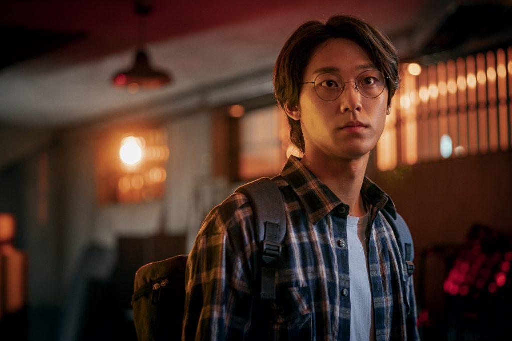Lee Do Hyun in Sweet Home on Netflix