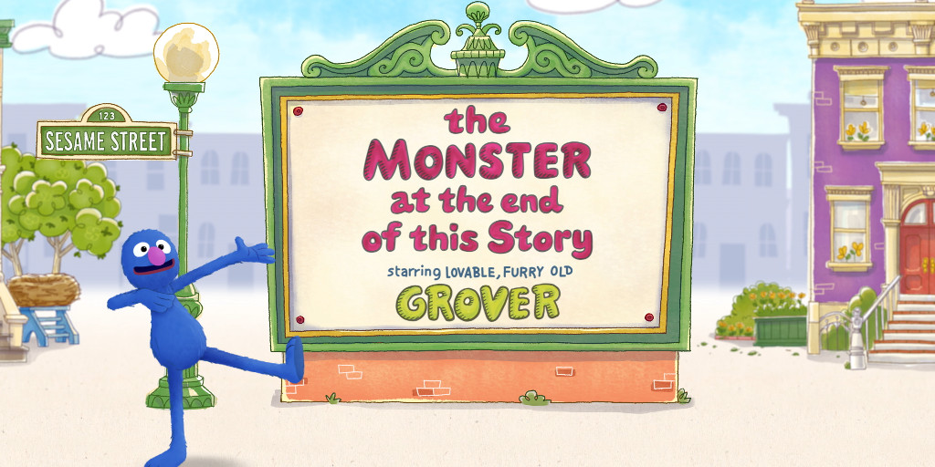 'Sesame Street' Special 'The Monsters at the End of This Story' is Now Streaming on HBO GO!