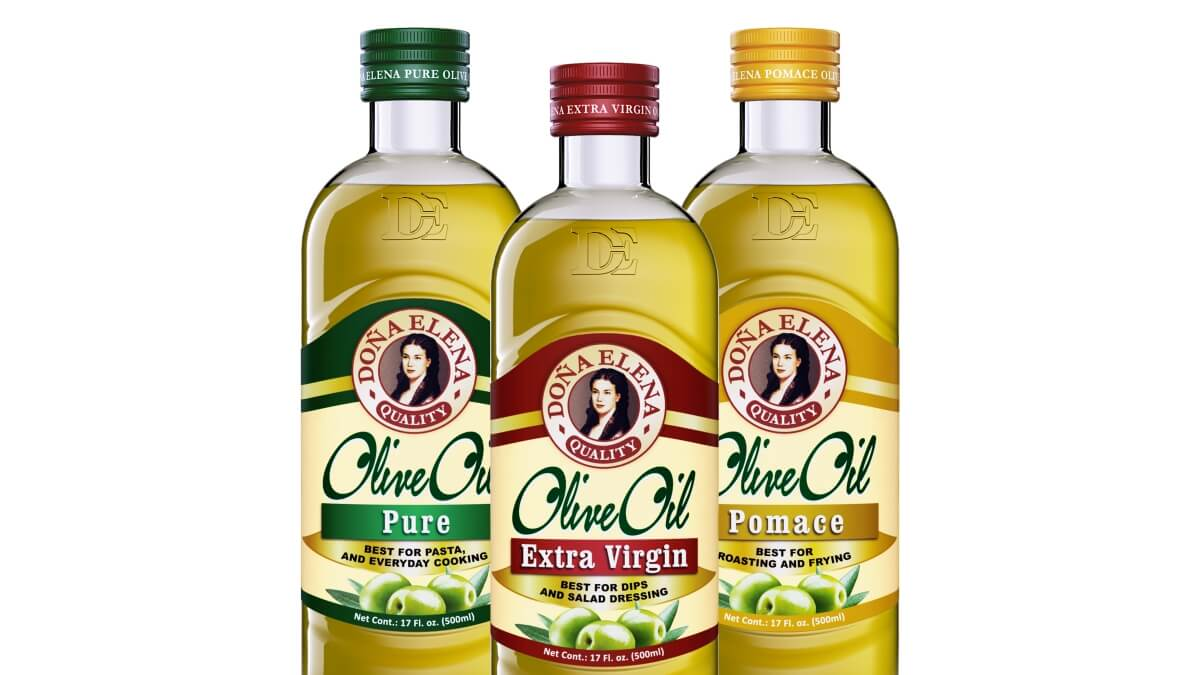Doña Elena Olive Oil Dons a New Look