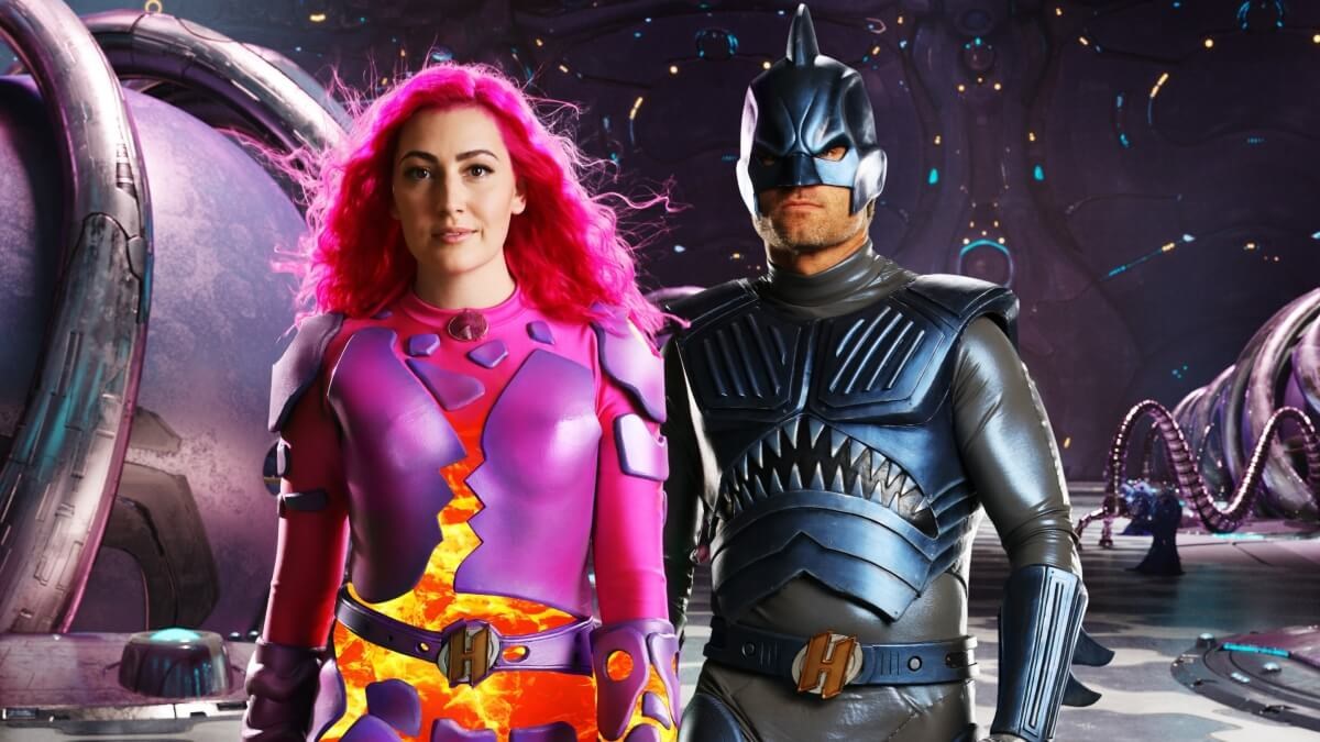 WATCH: Sharkboy & Lavagirl Are Now Parents in Netflix's Upcoming Spinoff