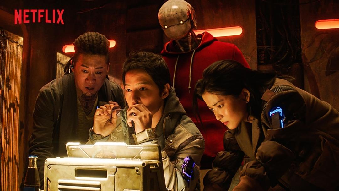 FIRST LOOK: The Korean Sci-Fi Film 'Space Sweepers,' Starring Song Joong Ki and Kim Tae Ri