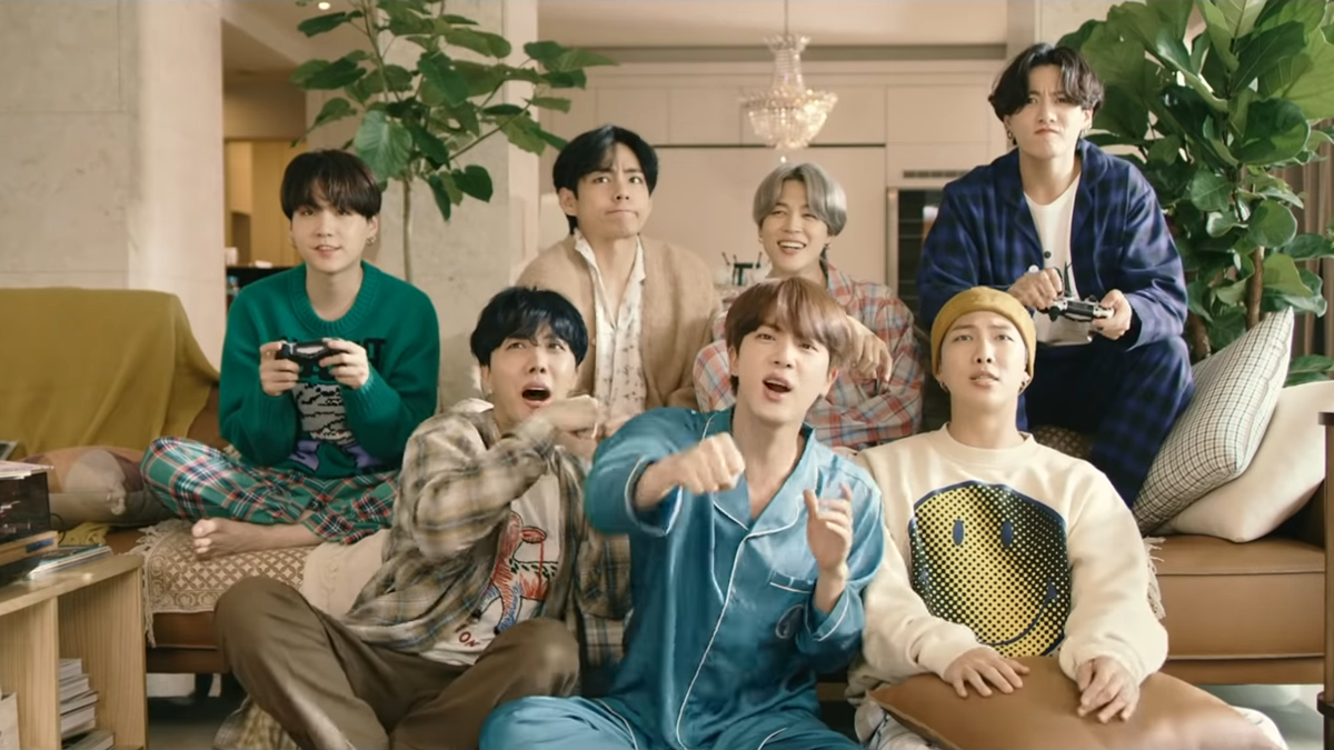 ICYMI: BTS Just Released, 'BE',  Their Most BTS Album Yet!