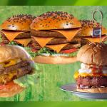 Plant-based burgers - Vegan Vegetarian burger in Manila