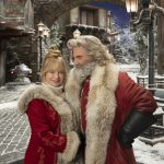 Kurt Russell and Goldie Hawn as Santa and Mrs. Claus in 'The Christmas Chronicles: Part 2'