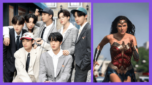 Online News Roundup: BTS BE and Wonder Woman 1984