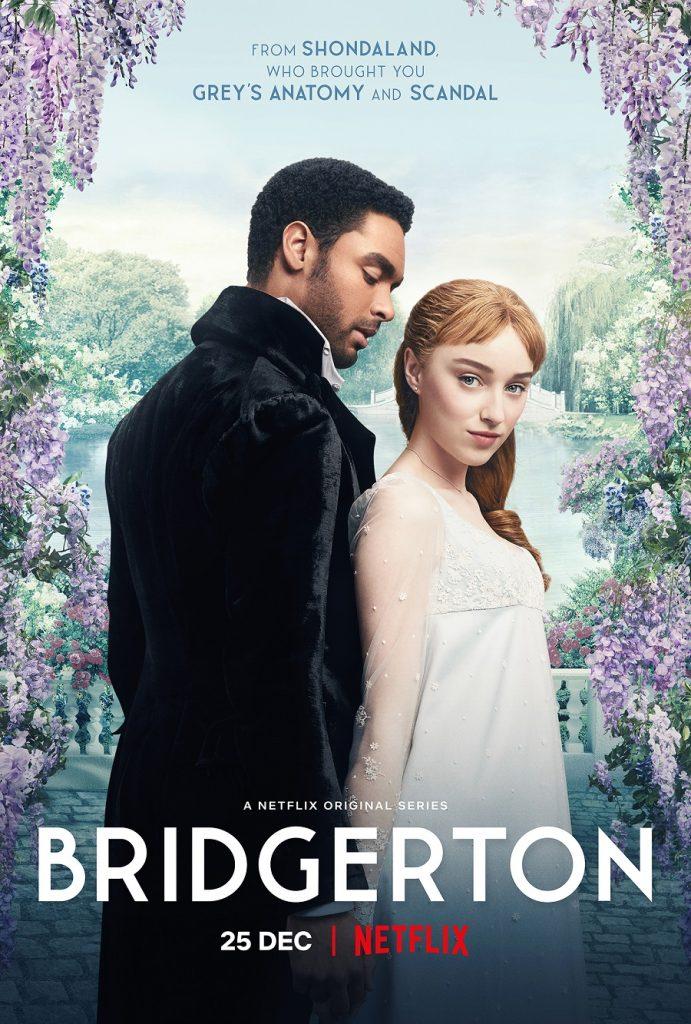 Bridgerton Movie Poster Netflix