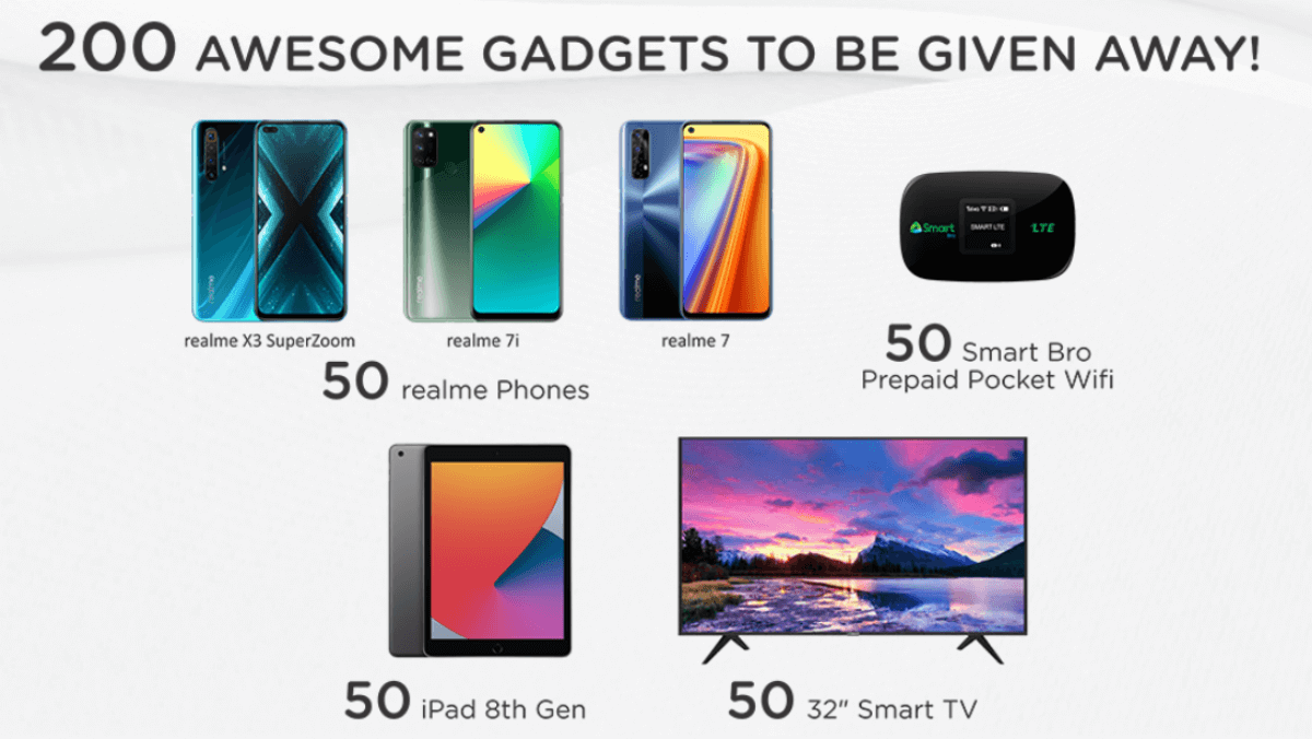 Read more about the article Get a Chance to Win an iPad, Smart TV, & More at Robinsons Malls this Christmas