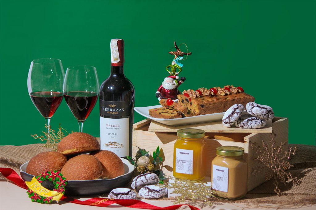 Discovery Suites - Hotel Holiday Hampers and Christmas Gift Baskets