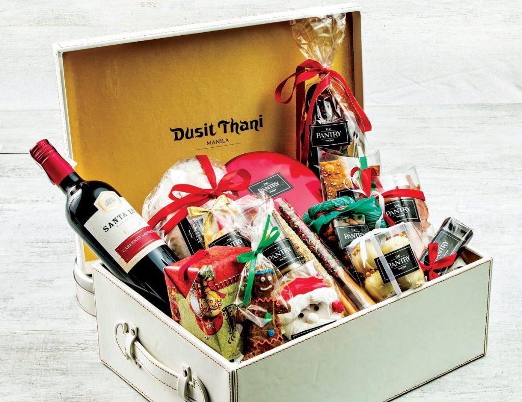 Dusit Thani Hotel Holiday Hampers