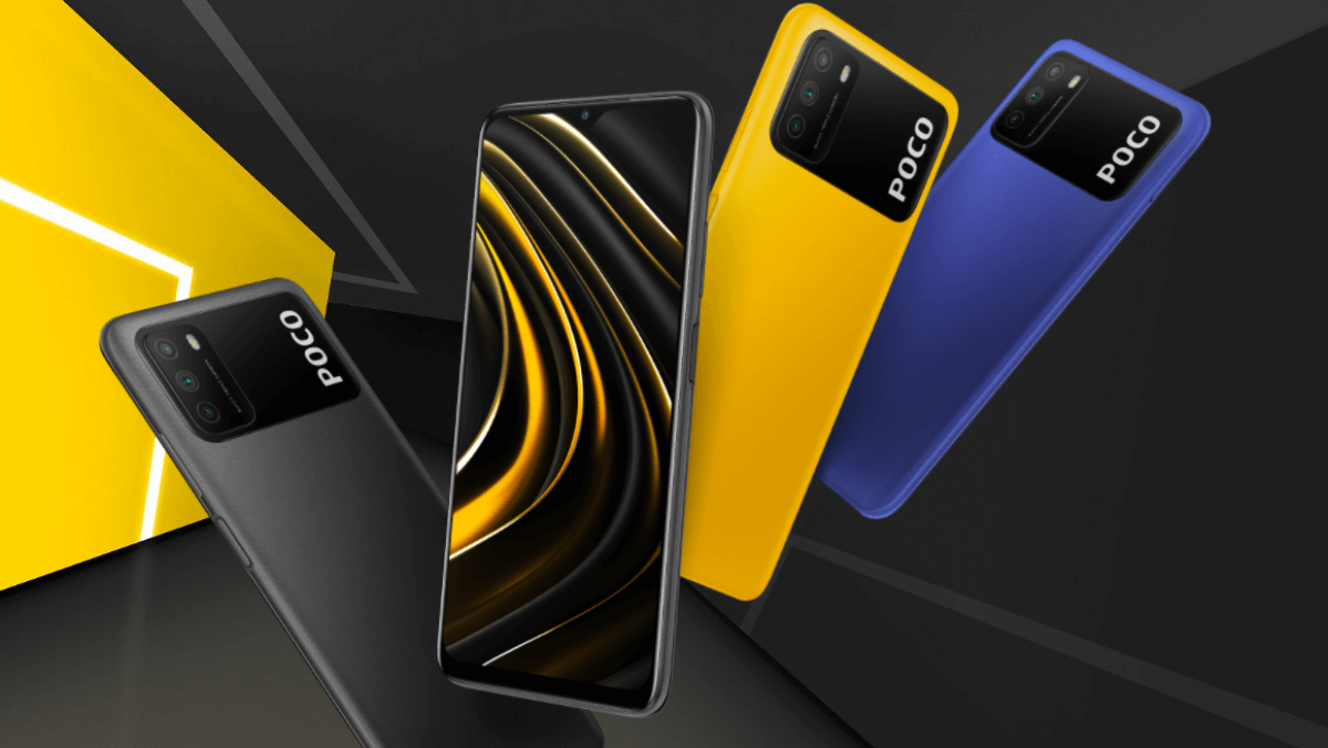 Read more about the article POCO M3: Xiaomi Sub-brand Launches a New Entry-Level Smartphone