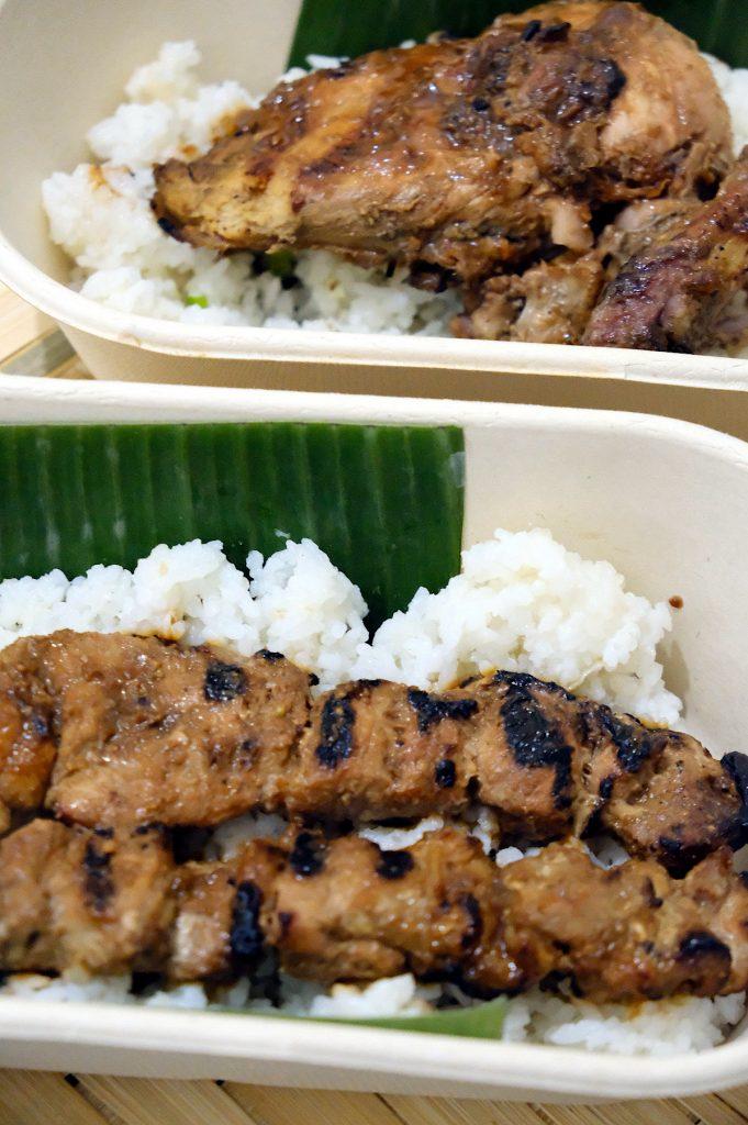Tabi-Tabi Filipino Grill Pork and Chicken Barbecue