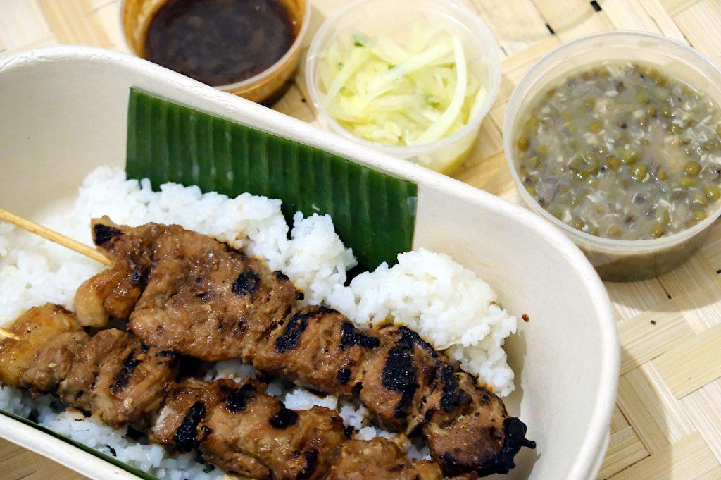 Tabi-Tabi Filipino Grill Pork Barbecue