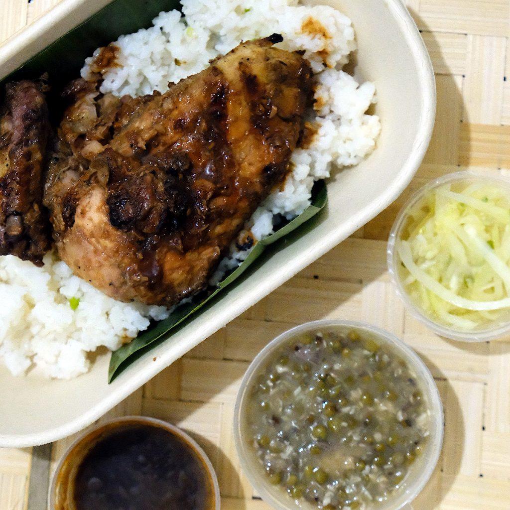 Tabi-Tabi Filipino Grill Chicken Barbecue