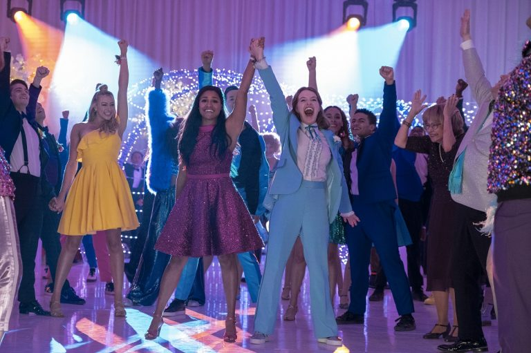 The Prom Trailer debut