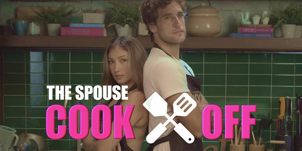 Nico Bolzico and Solenn Heusaff Challenge Each Other in a Spouse Cook-Off