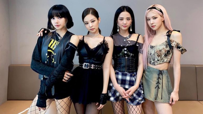 Blackpink for Globe