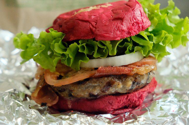 Brothers Burger - Rudolph Burger