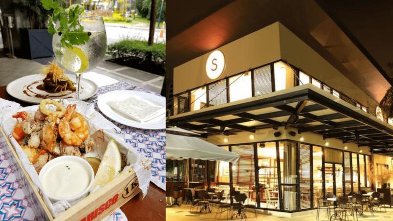 Outdoor Dining - Pasig City