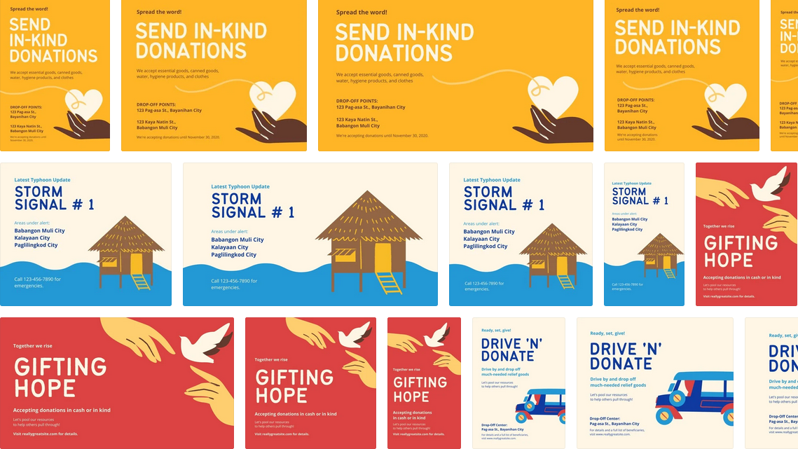 Read more about the article Canva To Donate Proceeds from Paid Images to Victims of Typhoons
