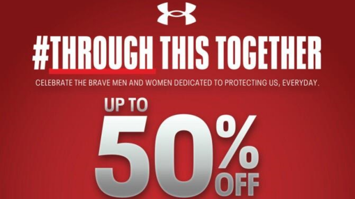 Read more about the article Get the Limited Edition Under Armour Manila Tee Plus Big Discounts Starting This Weekend